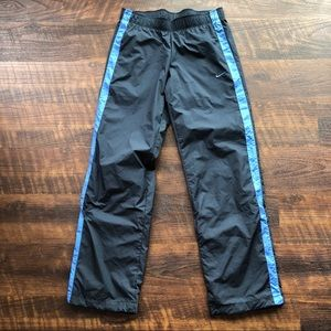 Nike Navy Lined Track Pants NWOT